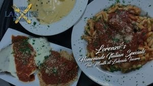Mouthwatering Homemade Italian Pastas from Lakeside tavern