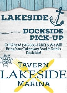 Dockside Pickup